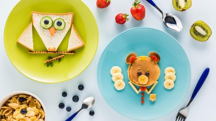 Дети плохо едят: как правильно накормить ребёнка в школе и дома