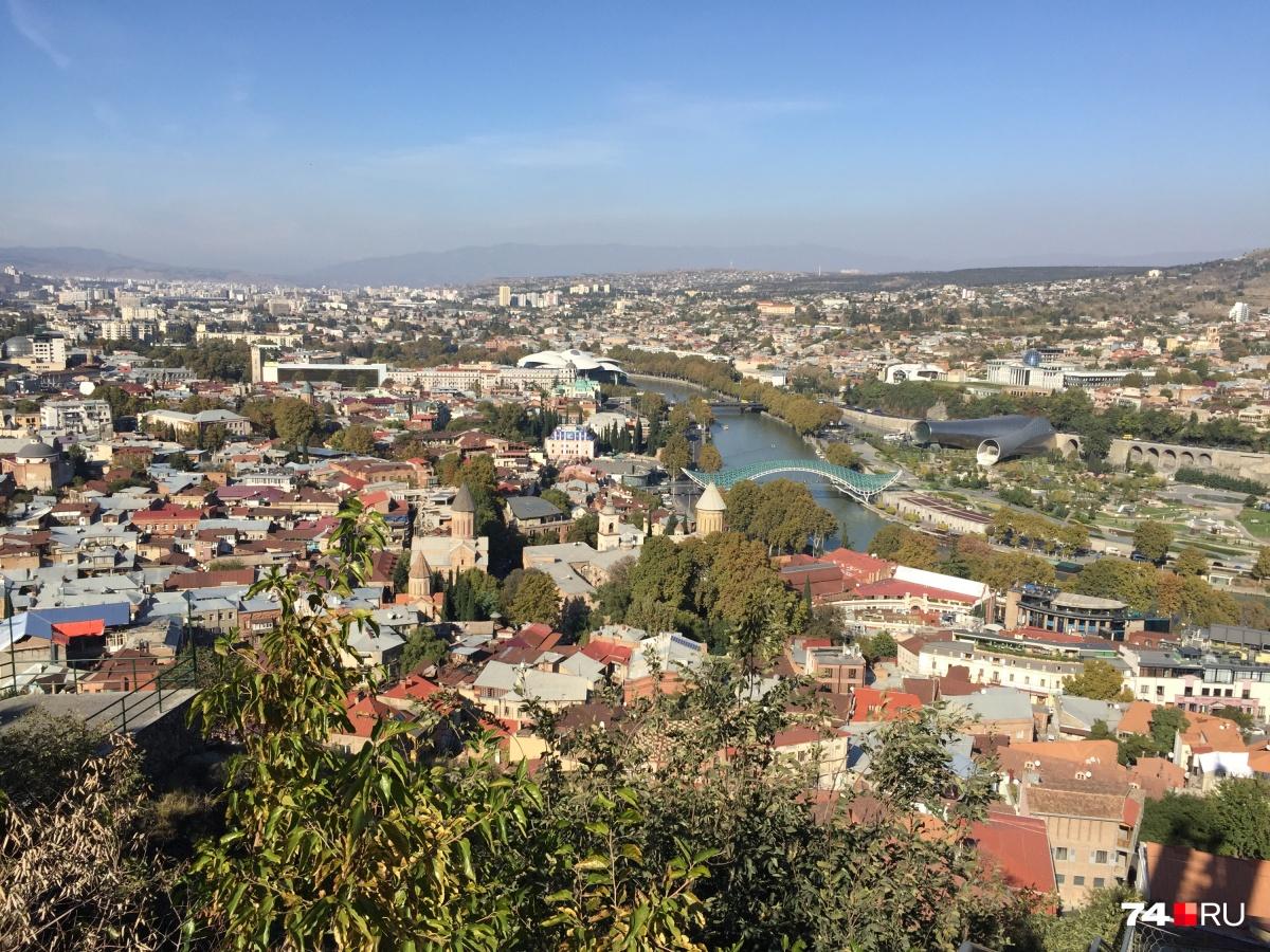 Решение об отмене российских рейсов в Грузию было принято после волнений в Тбилиси