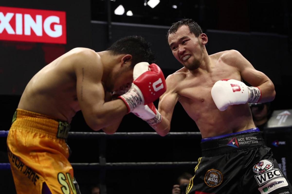 Филиппинцу не удалось нокаутировать уральского боксера