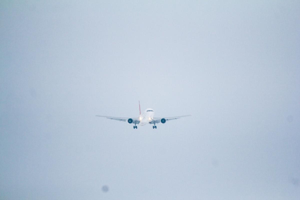 Самолеты пугают самарцев