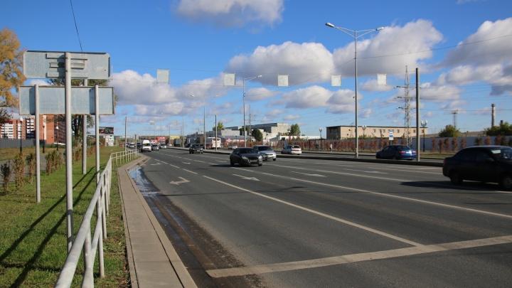 Жители Самары попросили построить пешеходный тоннель на 23-м км Московского шоссе