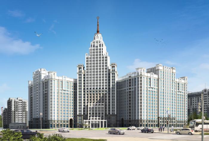 «Квартал Федерация» может стать архитектурной доминантой города