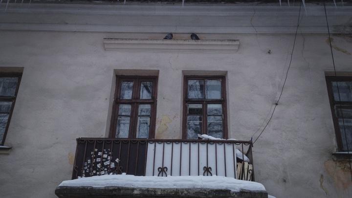 Жители военного городка в Челябинской области в 20-градусный мороз замерзают без отопления