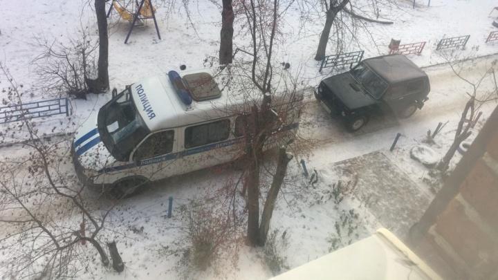 В квартире жилого дома на Елизавете обнаружили три трупа