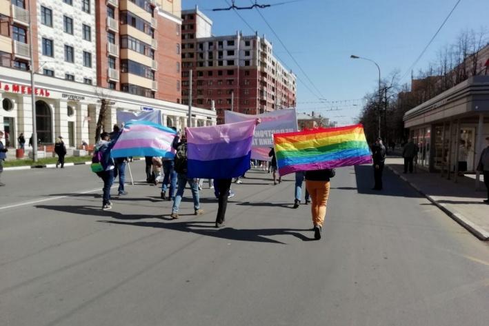 Ярославцы считают, что не нужно обращать внимание на людей с нетрадиционной сексуальной ориентацией