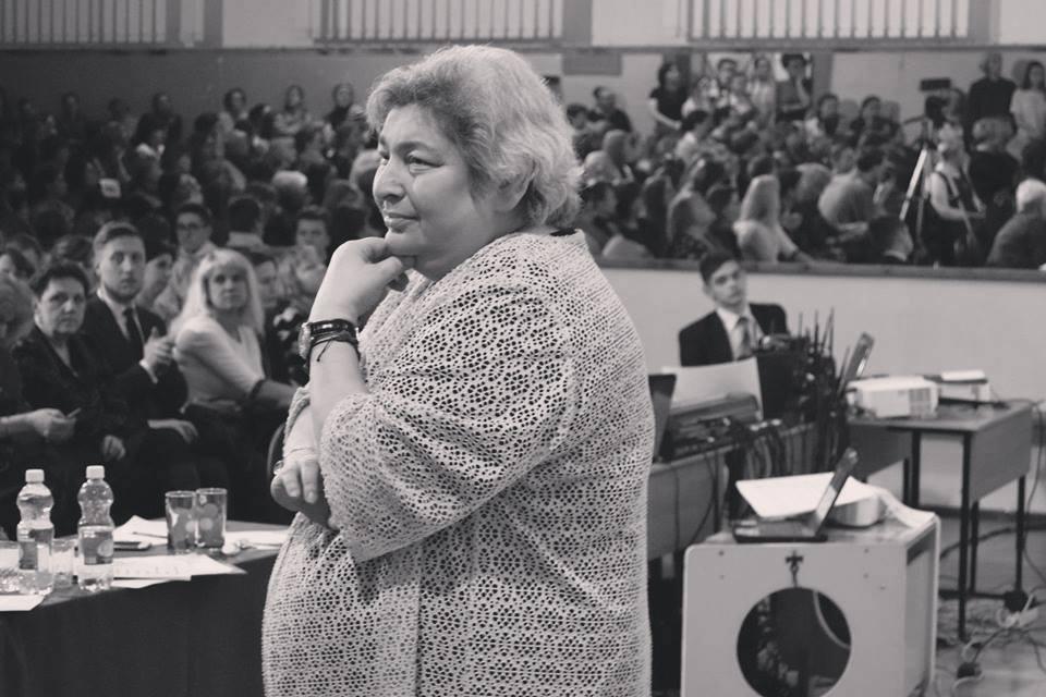 Прощайте, Елена Ефимовна