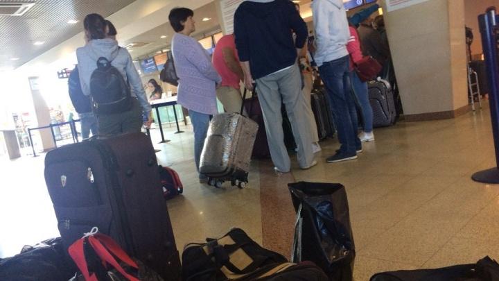 Уфимцы из горевшего самолёта благополучно приземлились в Сочи