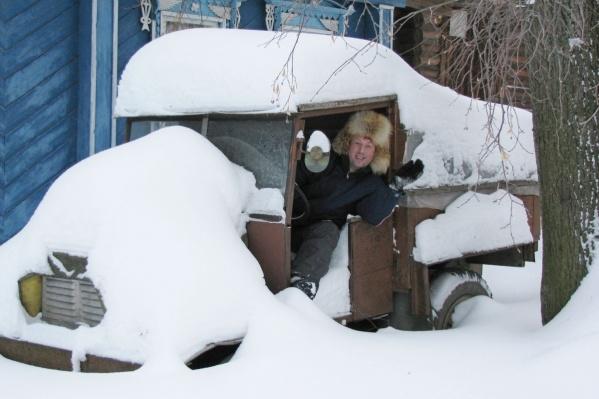 Виктор Ворошилов отправился в экспедицию, чтобы узнать все подробности трагедии