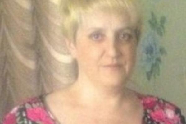 Ольга Молостова пропала на прошлой неделе