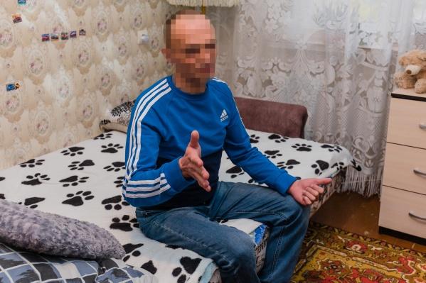 После того, как у Ивана забрали ребенка, он пытался взорвать дом