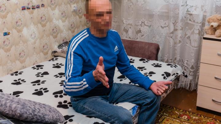 Пермяк с туберкулезом, у которого органы опеки забрали сына, пытался взорвать дом