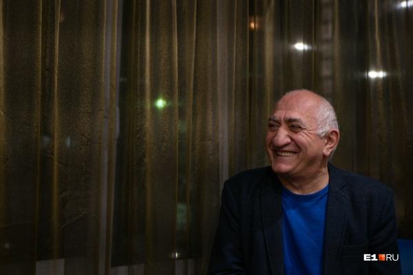 Юрий Мечитов — живая легенда грузинской фотографии