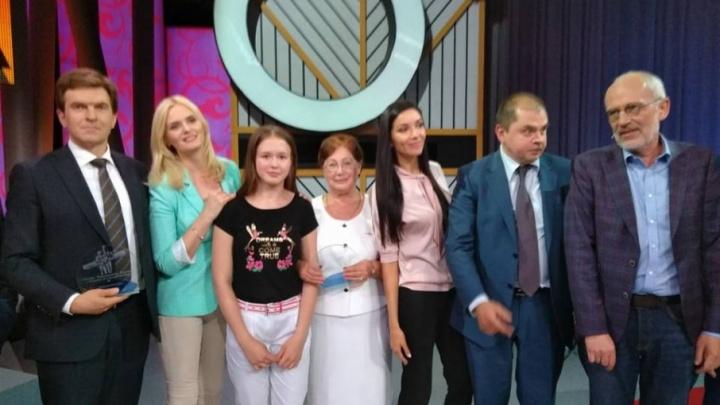 Юная челябинка стала героиней шоу на Первом о людях, которым врачи подарили вторую жизнь