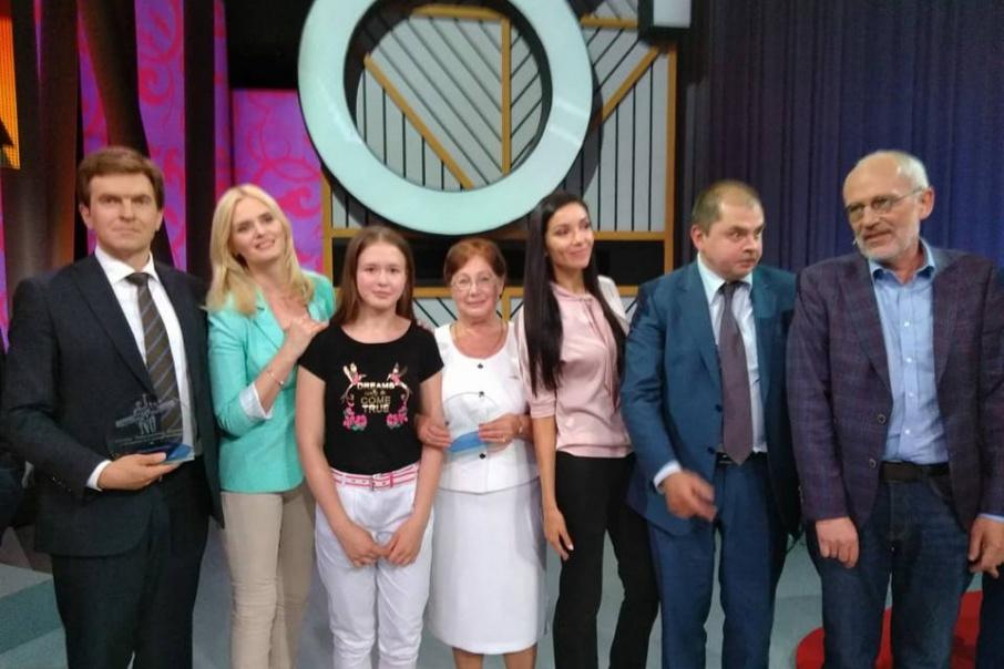 В эфире рассказали не только о сложной операции, которую пережила Полина, но и том, как ей удалось достичь хороших результатов в спорте
