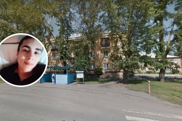Никита Савельев ушел из дома 14 мая