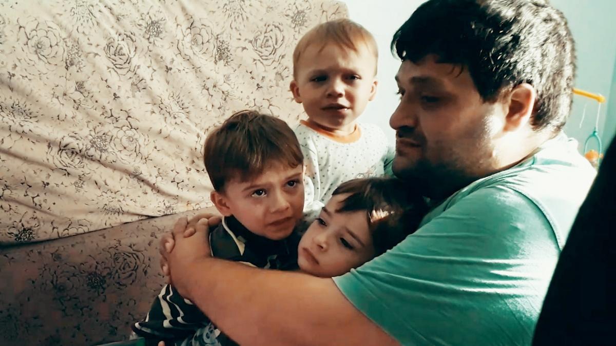 Право отца видеться с ребенком после развода в России