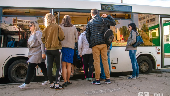 Из-за матчана «Самара Арене» на несколько маршрутов выпустят дополнительные автобусы