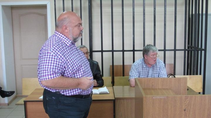 Михаила Ерихова признали виновным в растрате средств Курганского госуниверситета