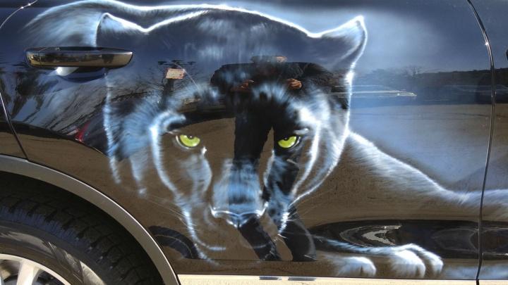 «Люблю черных котов — от них магией веет»: внедорожник, за руль которого не садятся суеверные