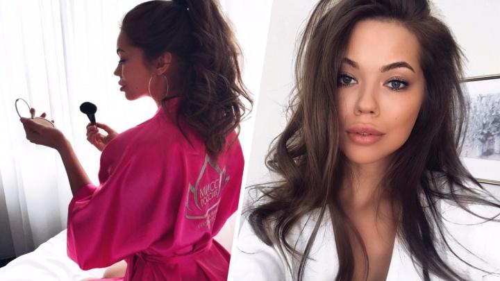 «Все успели поплакать»: челябинка рассказала в Instagram, как готовятся участницы «Мисс Россия»