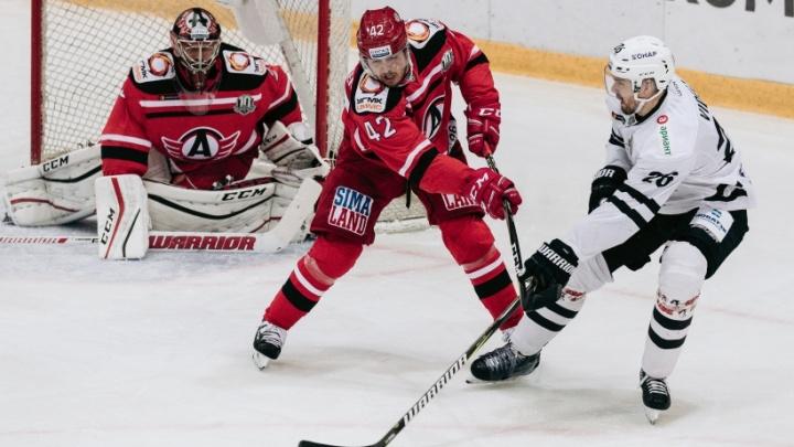 «Трактор» выиграл после паузы в регулярном чемпионате КХЛ и поднялся на четвёртое место
