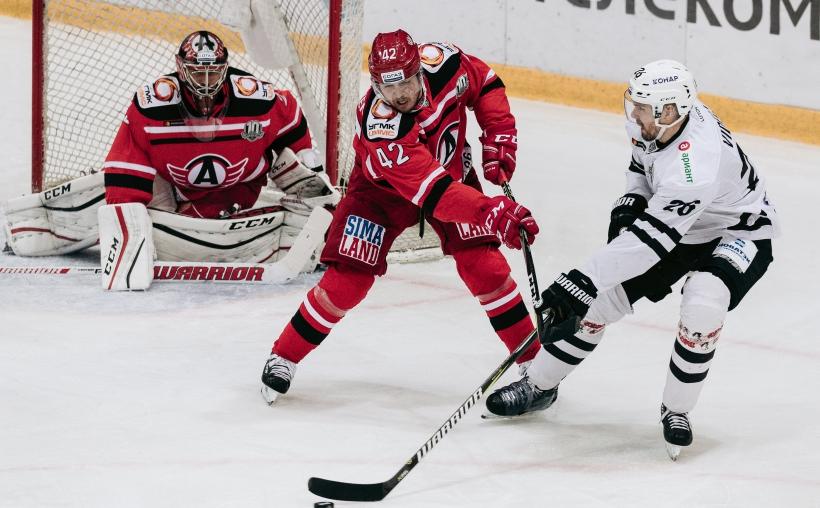 Если челябинцы сохранят четвёртое место на Востоке, то смогут начать плей-офф на родном льду