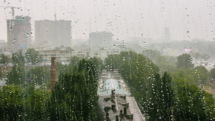 Очень мокро: в Самарской области выпало рекордное количество осадков
