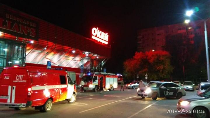 В МЧС рассказали о последствиях ночного пожара в ресторане «Максимилианс»
