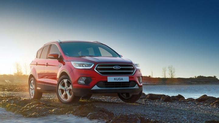 При покупке Ford Kuga в «Феникс-Авто» — выгода до 290000 рублей до конца марта