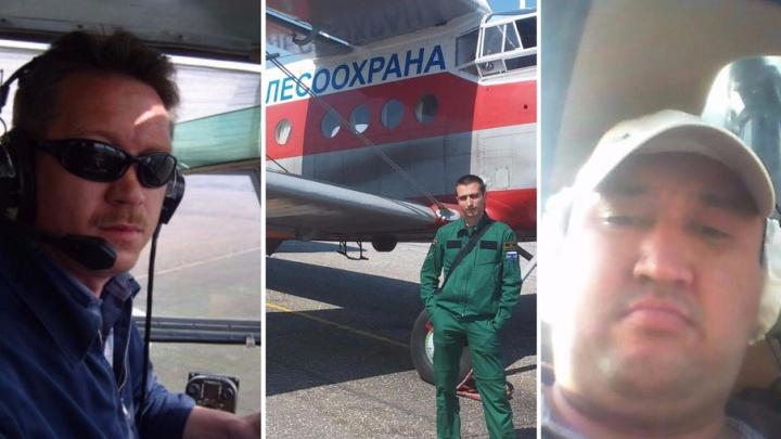 Стали известны личности троих погибших при крушении вертолета в Башкирии