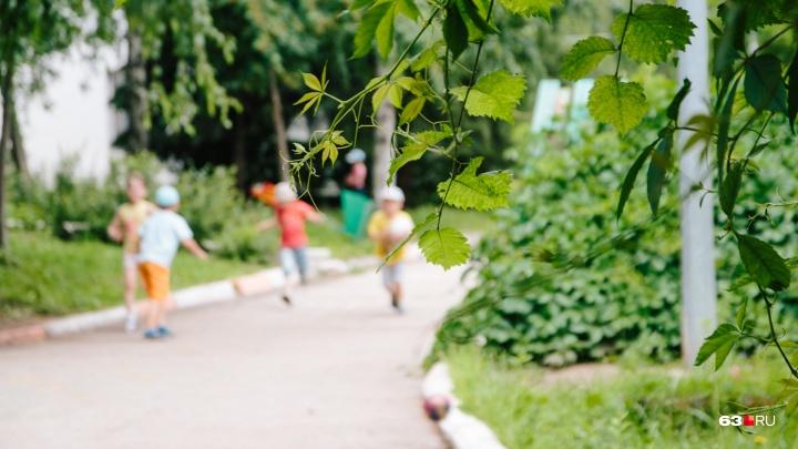 Самарцы смогут купить путёвку для ребёнка в летний лагерь за полцены