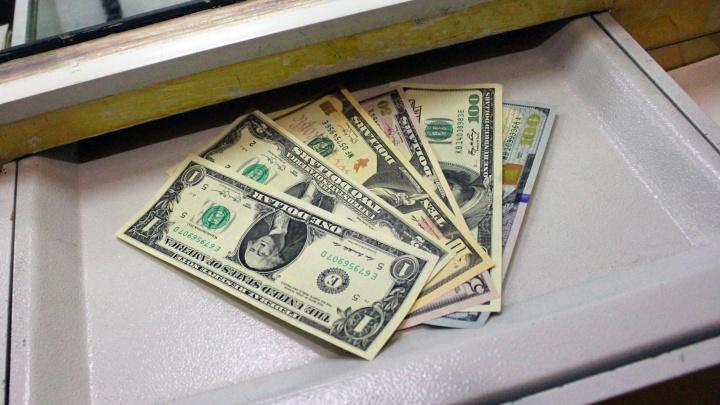 Вклады в валюте стали более доходными и начали пользоваться спросом