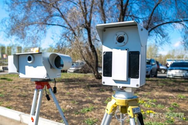 Нарекания вызвали камеры, установленные на Пограничников и на трассе Красноярск –Железногорск