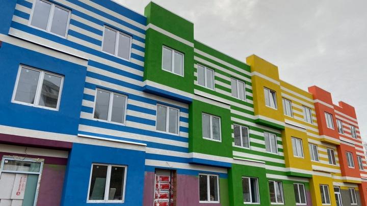 Открытие нового детского сада на Ташкентской перенесли на февраль