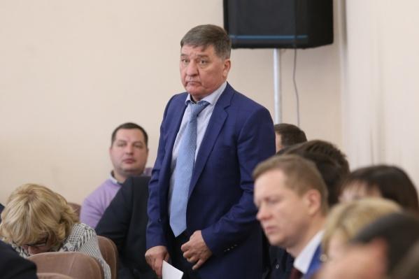 Евгений Шинин был заместителем главы города девять лет