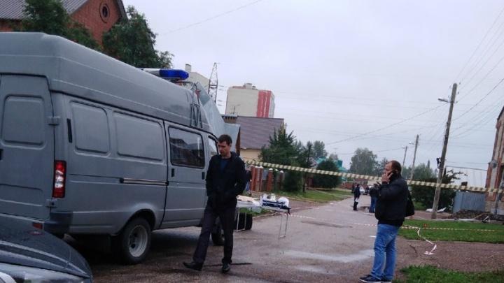 Полиция задержала подозреваемого в покушении на бизнесмена из Стерлитамака