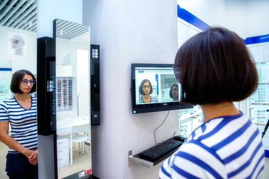 В Перми открылись новые передовые «Технологии зрения»