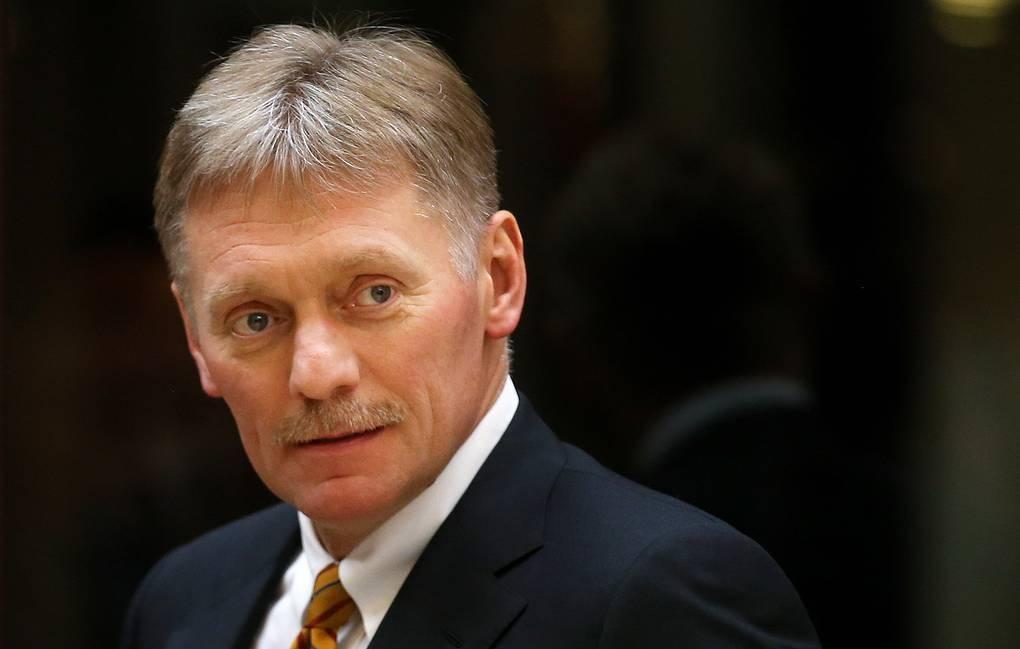 Дмитрий Песков подчеркнул: «Причиной этой трагедии стал взрыв газа, здесь нет никаких новых элементов, темы для обсуждения»