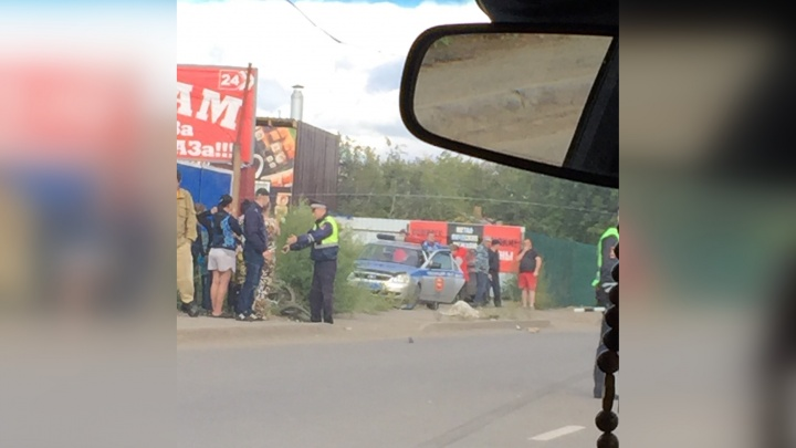 «Вилял на дороге»: в Копейске велосипедист погиб, попав под машину