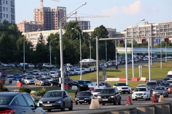Власти призвали с пониманием отнестись к ограничениям движения на улицах Уфы