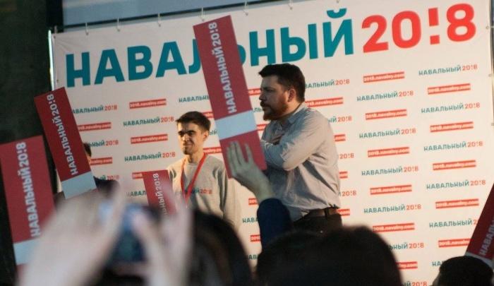Оппозиционер Навальный приедет в Красноярск в конце недели