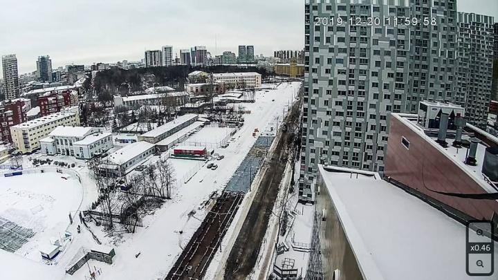 В выходные в Перми откроют движение по улице Революции