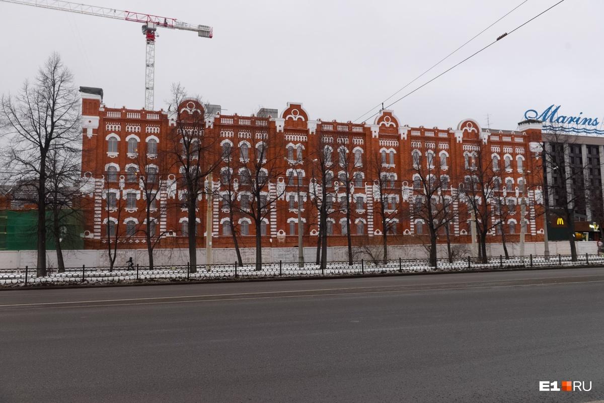 Мельницу Борчанинова построили на рубеже XIX–XX веков