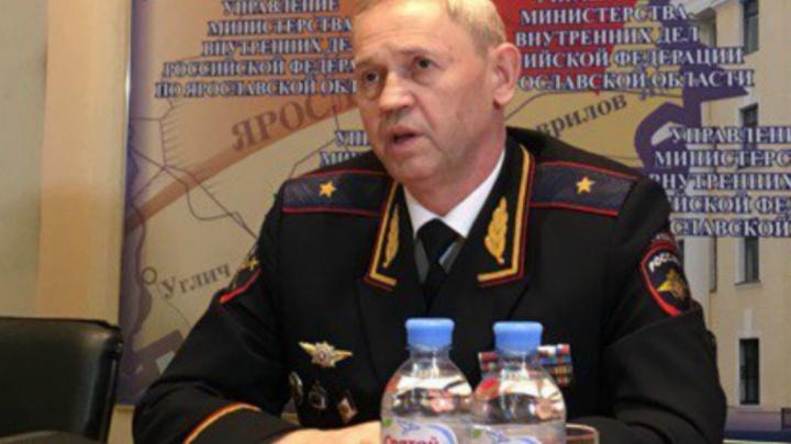 Бывшего начальника ярославской полиции наградил президент