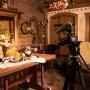 Журналисты НТВ вновь выведывали у поваров Поморья секреты северной кухни
