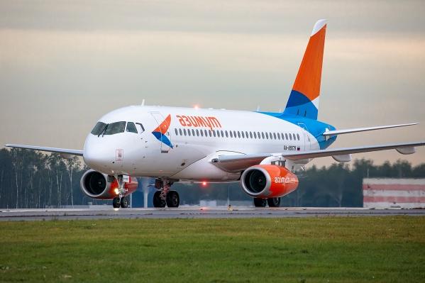 Пассажиры должны были вылететь в Ростов-на-Дону сегодня в 8:45, но подождут до вечера