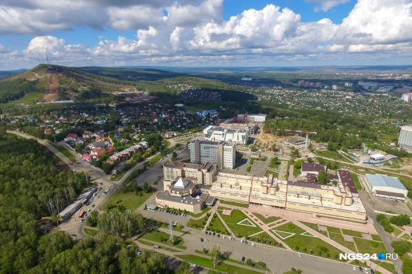 Генеральный план города приняли в 2015 году