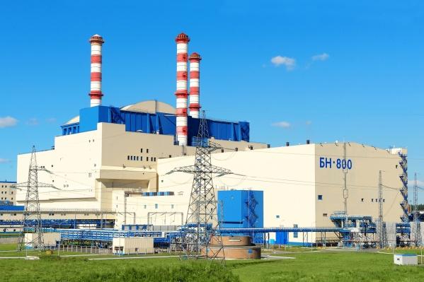На АЭС говорят, что радиационный фон в норме