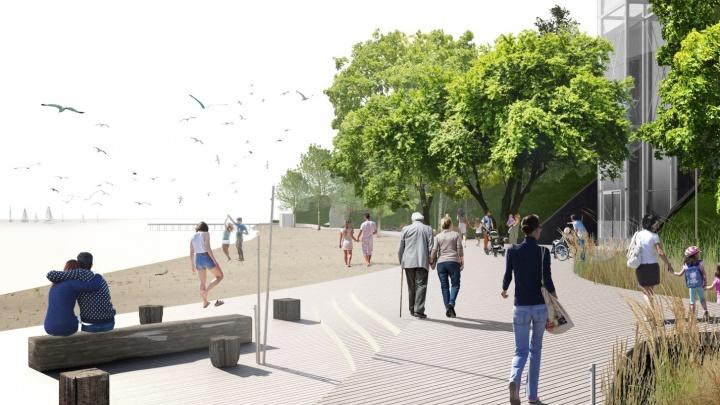 В Минстрое озвучили сроки реконструкции Загородного парка