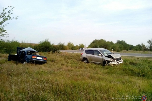Опасные манёвры на дороге отправили шесть человек в больницу